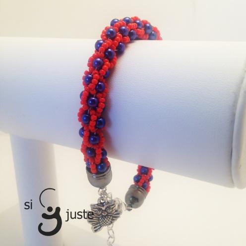 Turkish rope bracelet (0103)